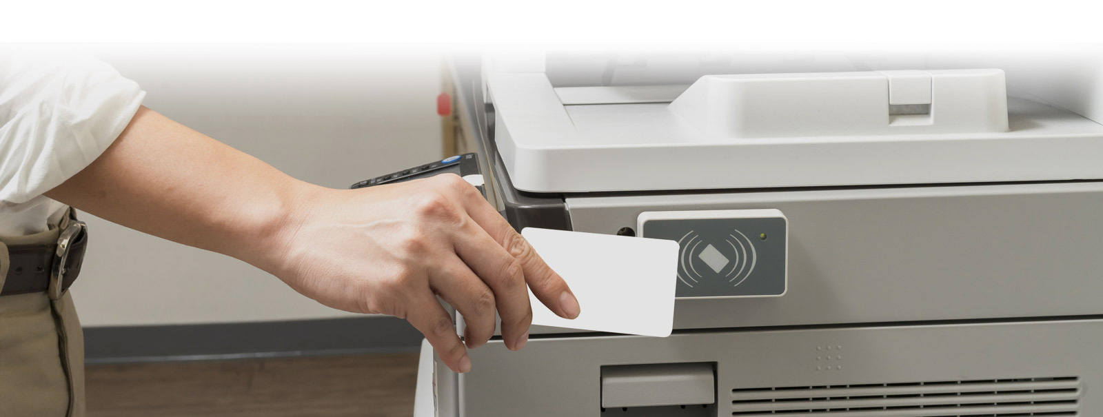 National distributor of card printers and accessories
